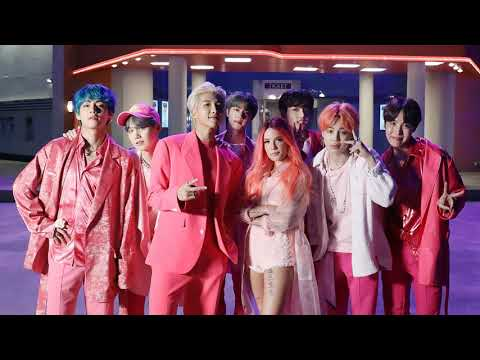 [AUDIO] BTS - Boy With Luv -Japanese Ver.- (w/ Halsey Part)