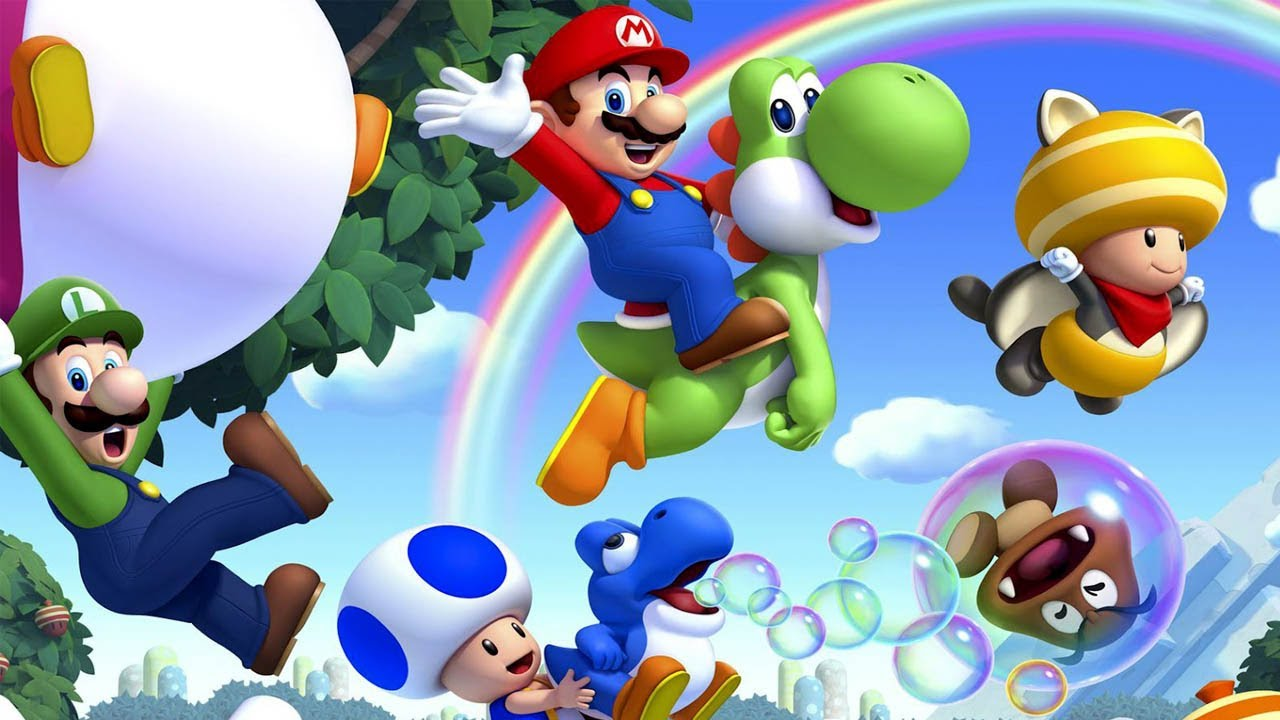 nintendo video games mario - photo #29