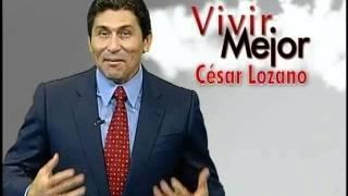 'El tiempo pasa' - Vivir Mejor con el Dr. César Lozano