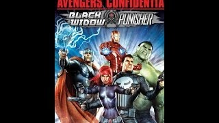 Avengers Confidential Black Widow  Punisher Review