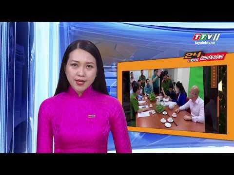 TayNinhTV | 24h CHUYỂN ĐỘNG 25-9-2019 | Tin tức ngày hôm nay.