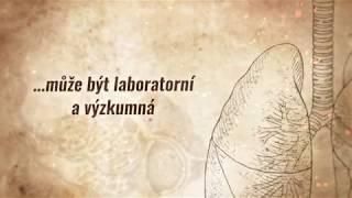 Motivační video pro mladé pneumology (Pneumo35).