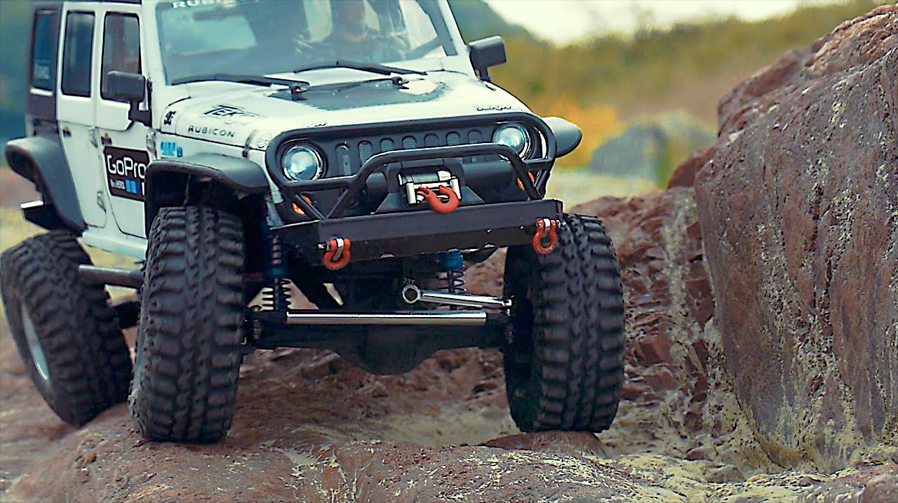 18 Crawling The Rubicon Details