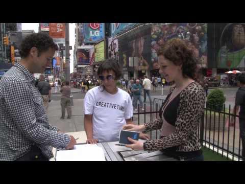 Paul Ramirez Jonas and Claire Bishop Exchange Keys