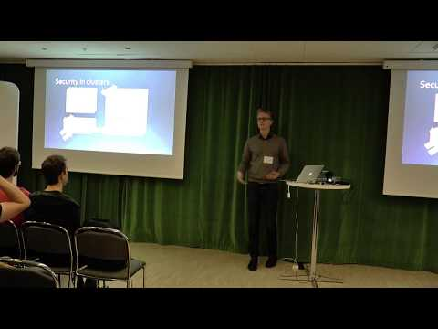 Stockholm Kubernetes Meetup - Talk #1 - Secure SDLC and containers