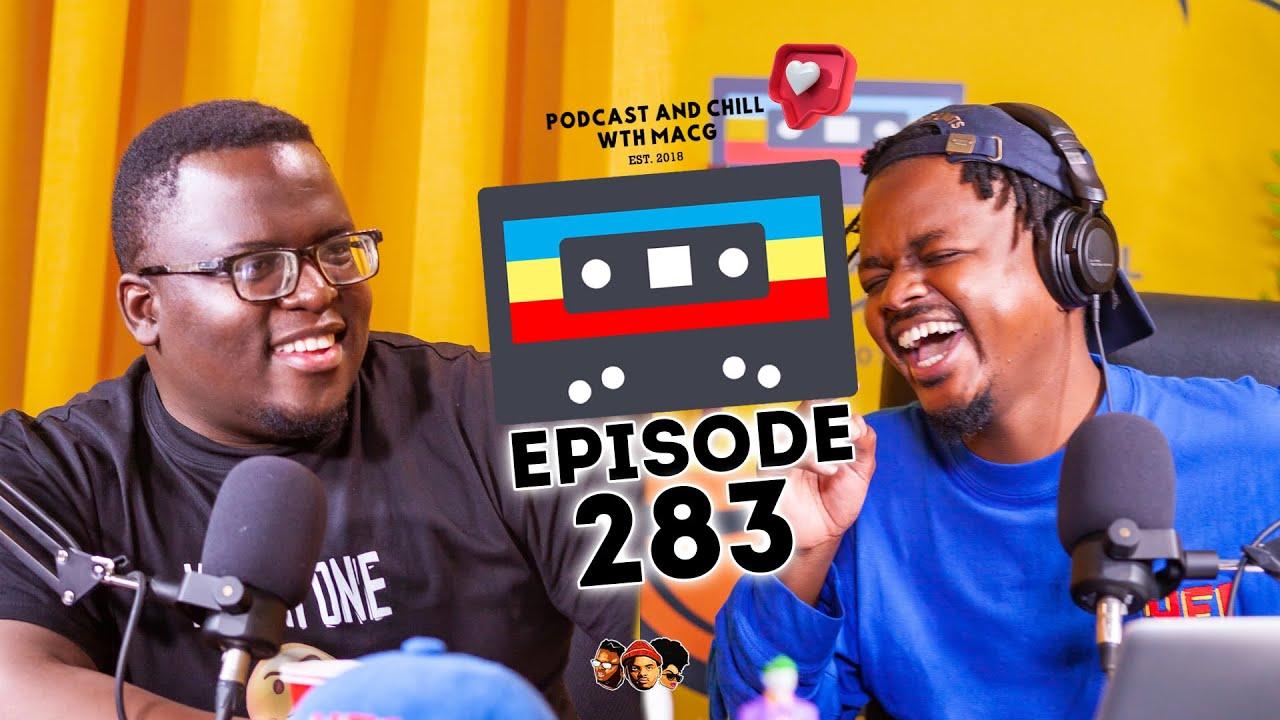 Download Episode 284|Maggz on Labels,Bongangi Fassie,Making of FIRE,Khanya Mkangisa,Amapiano, Is Hip Hop Dead