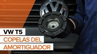 Guías de reparación y consejos prácticos para VW TRANSPORTER