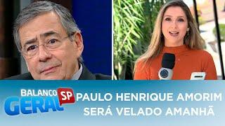 Paulo Henrique Amorim será velado amanhã (11) no Rio de Janeiro