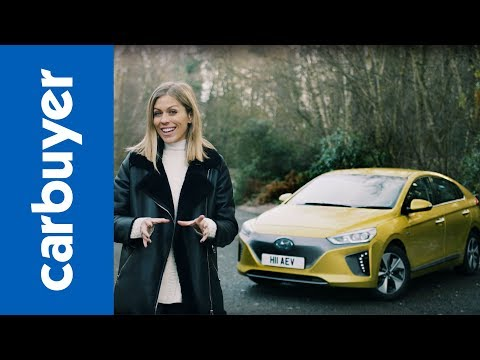 Hyundai Ioniq Electric in-depth review - Carbuyer