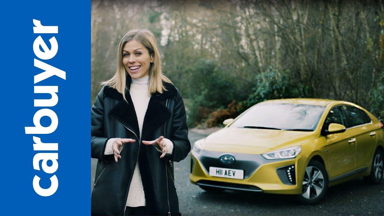 Hyundai Ioniq Electric review - Carbuyer - Dauer: 5 Minuten, 11 Sekunden