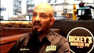 Testimonial Dickey's Abu Dhabi Testimonial