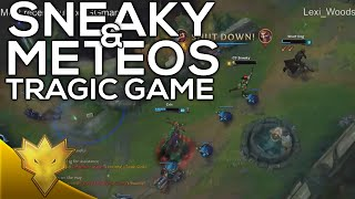 Sneaky & Meteos - The Tragic Game - ft. Fabby
