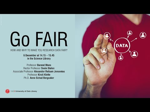 How And Why Make Your Research Data FAIR?