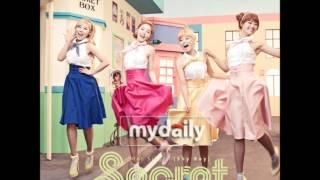 [Full Audio] Secret [Shy Boy Album] - 01. 샤이보이 (Shy Boy)
