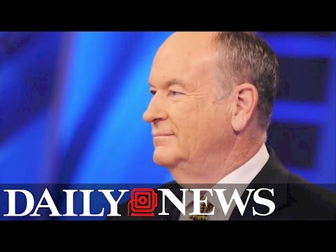Bill O'Reilly pushed a little closer to Fox News exit