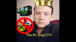 The Console King Gets A Gaming PC