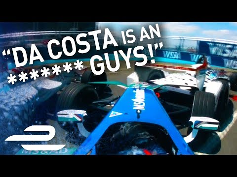 Radio Rage! Unseen Onboards Compilation - Formula E Qualcomm New York City ePrix 2017 (Race 1 & 2)