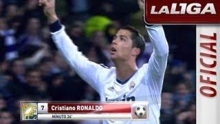 Resumen de Real Madrid (4-0) Celta de Vigo - HD