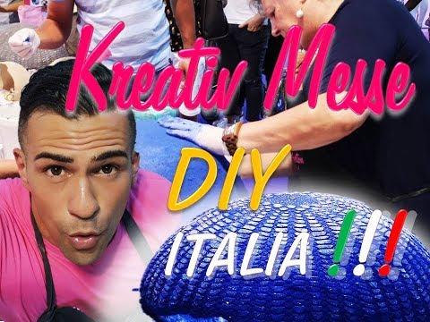 DIY Kreativ Messe Italia