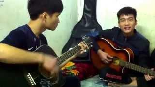 Suy Nghi Khi Thi Chế - Guitar Cover byTam Ca Ba Con Hạc