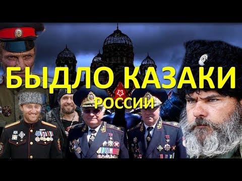 Быдло-казаки позор РОССИИ? Кто избил детей 5 мая 2018?