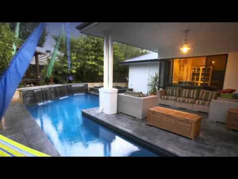 Instyle Concrete Pools Designer Concrete Swimming Pools Perth Western Australia Youtube