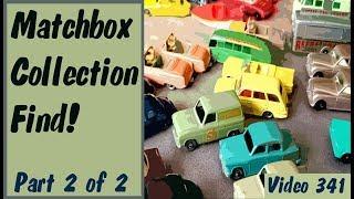Lesney's Matchbox Catalogue USA 1968