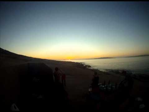 Luderitz, Namibia Sunset (October 2011)