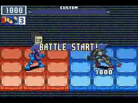 Mega Man Battle Network 6 Cybeast Gregar - Boss Run (No Damage)