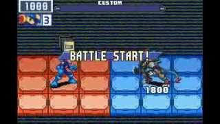 Mega Man Battle Network 6 Cybeast Gregar - Boss Run (No Damage)