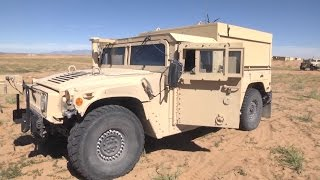 NEW TECHNOLOGY US Military Driver less Robot Technology for Military Trucks
