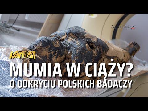 Egipskie mumie i niesamowite odkrycie - W. Ejsmond, M. Ożarek-Szilke, M. Jaworski | KONTEKST 27