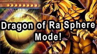 Winged Dragon of Ra Sphere Mode Vs Star Seraph XYZ