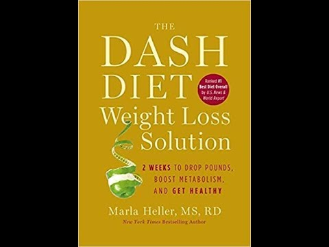 2 Weeks To Drop Pounds, Boost Metabolism, And Get Healthy With The Dash Diet Weight Loss Solution