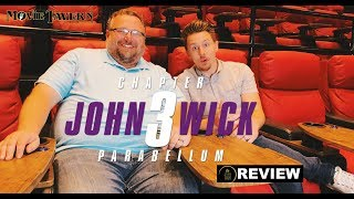 JOHN WICK: CHAPTER 3 - PARABELLUM Movie Review | Tavern Talk