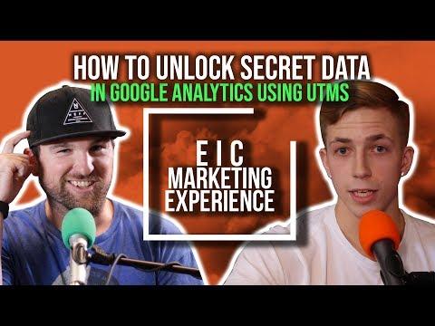 How to Unlock Secret Data In Google Analytics Using UTMs