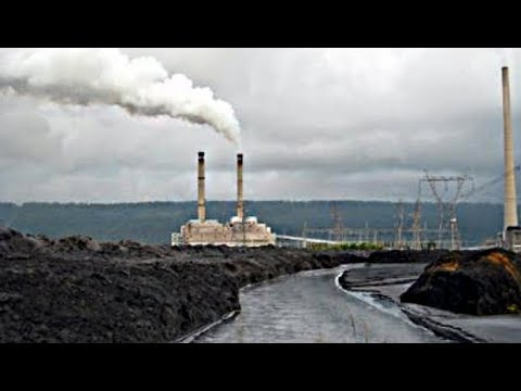 Coal Power Plants are the Largest Source of Toxic Water Contamination