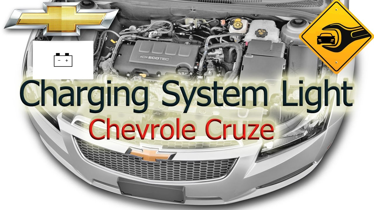 hight resolution of charging system light chevrolet cruze