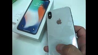 iPhone X - мажорская гадость номер 10, купил немедленно