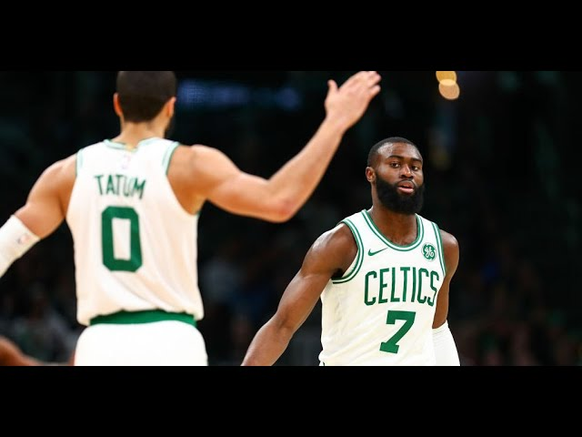 Jayson Tatum and Jaylen Brown Look to Lead Another Deep Playoff Run | B/R Countdown