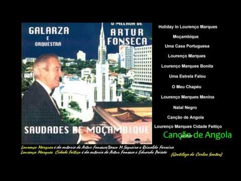 Shegundo Galarza e orquestra