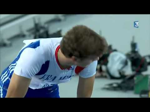 Lemaitre Vs Bolt Daegu 2011