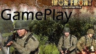 Iron Front Liberation 1944 GamePlay on PC Maxed Out [1080p]