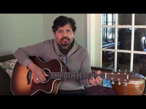 Kya Hua Tera Wada - Unplugged Acoustic cover.