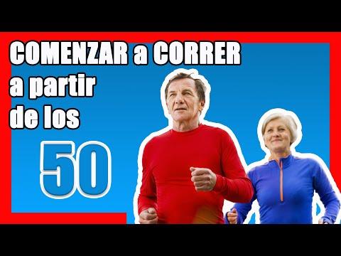 COMENZAR a CORRER a PARTIR de los 50