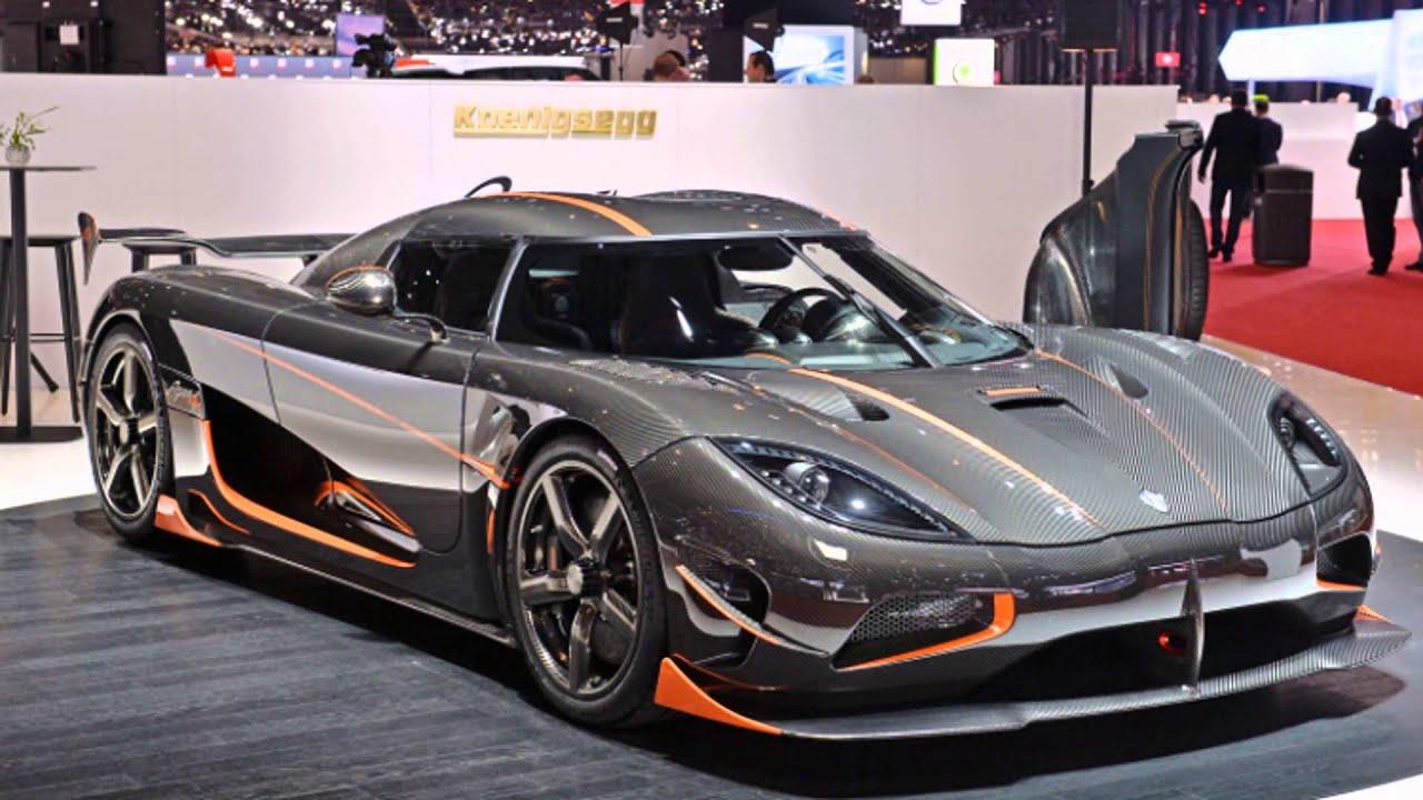 les voitures les plus rapide au monde