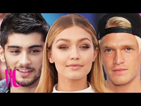 Cody Simpson Reacts To Ex Gigi Hadid & Zayn Malik Dating - VIDEO