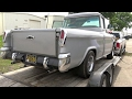 1956 Chevy Cameo Pickup Truck Texas find with Samspace81