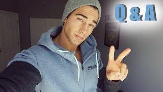 Nic Palladino - Q&A #2 | (Fitness Inspirations, Training Split, Pet Peeves)
