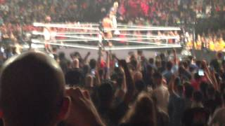 NXT: Enzo Amore & Collin Cassady, Hype Bros vs Dawson & Wilder, Jordan & Cable Entrances